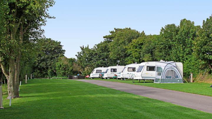 Bourton-on-the-Water Caravan Club Site | The Caravan Club
