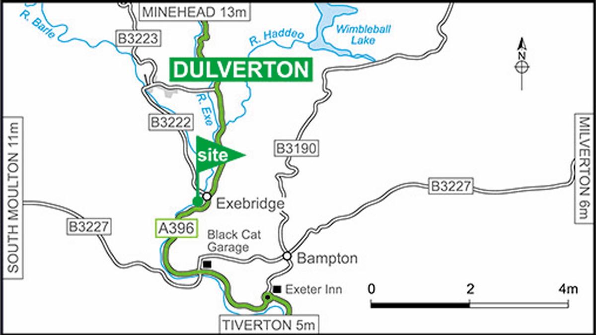 Exebridge Lakeside Club Site The Caravan Park Wiring Diagram Directions