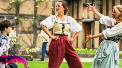 Offer image for: Shakespeare's Birthplace - 30% discount on the Town, Cottage and Farm Pass