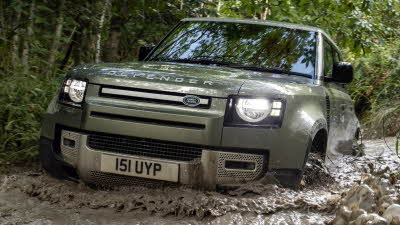 Offer image for: Land Rover Experience Solihull - 10% discount – Pre-booking required.