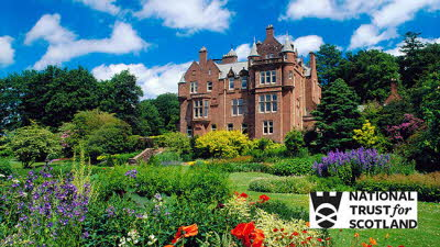 Offer image for: Threave Garden & Estate - One free child when accompanied by one full paying adult