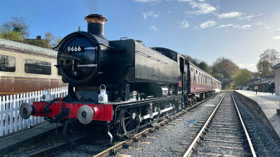 Offer image for: Ecclesbourne Valley Railway - £5 discount  - Pre-booking required.