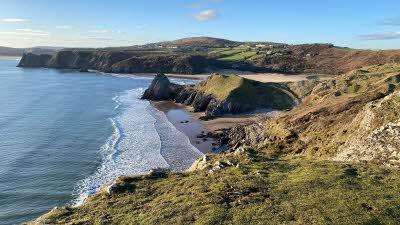 Three Cliffs, Gower