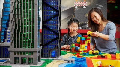 Offer image for: Legoland Discovery Centre - Pre-booking required online up to 32% discount