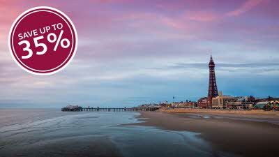 Save up to 35% at Blackpool Tower with the Great Savings Guide