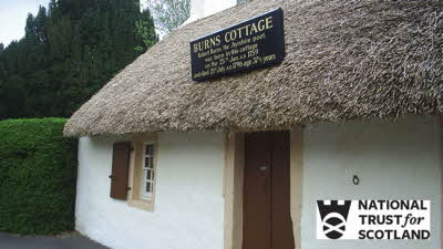 Offer image for: Robert Burns Birthplace Museum - One free child when accompanied by one full paying adult