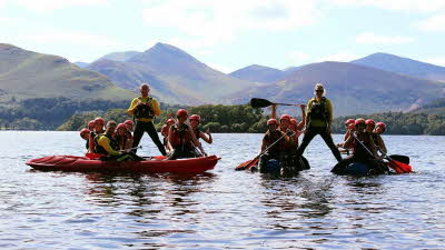 Offer image for: Keswick Adventures - 10% discount