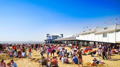 Offer image for: Grand Pier - Free annual membership.