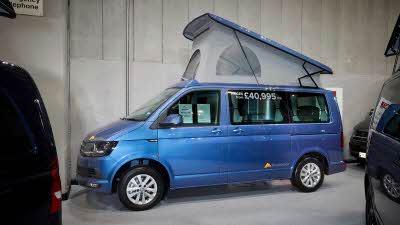 Rolling Homes Camper Ltd Volkswagen Shackleton