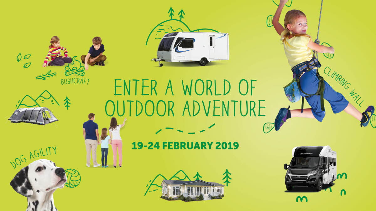 The Caravan, Camping & Motorhome Show