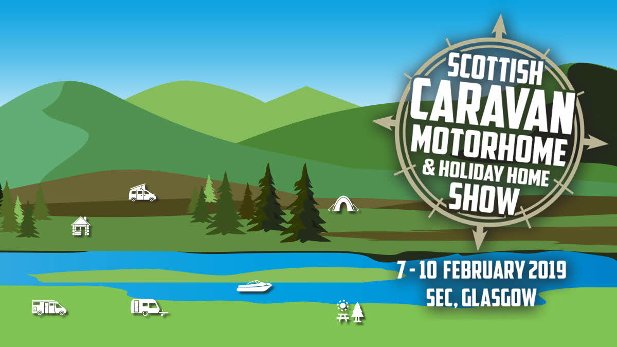 The Scottish Caravan, Motorhome and Holiday Home Show