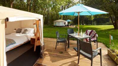 Experience Freedom Yurt