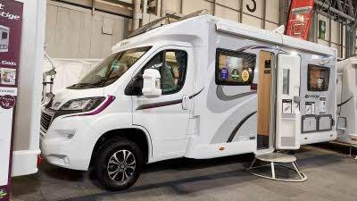 Vehicles 4 Leisure Elddis Prestige 155
