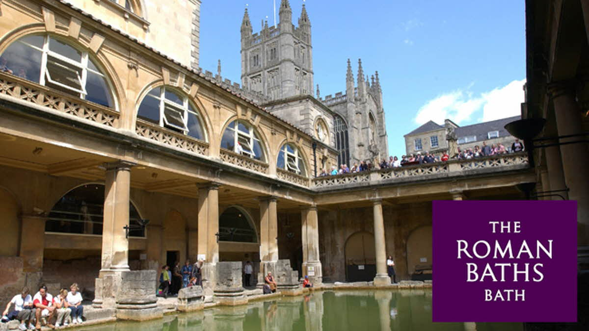 The Roman Baths - Two for the price of one on adult tickets | The ...