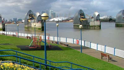 Offer image for: Thames Barrier Information Centre - Two for the price of one