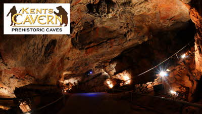 Offer image for: Kents Cavern Prehistoric Caves - 10% off per person