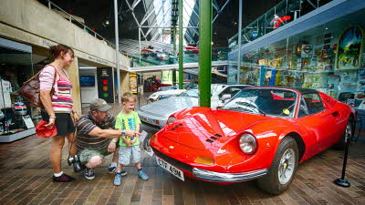 Offer image for: Beaulieu - 1/3 off full price admission for up to 4 people
