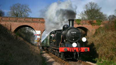 Offer image for: Bluebell Railway - Adults save £3 and children save £1.50 on All-Day Rover tickets - Pre-booking required.