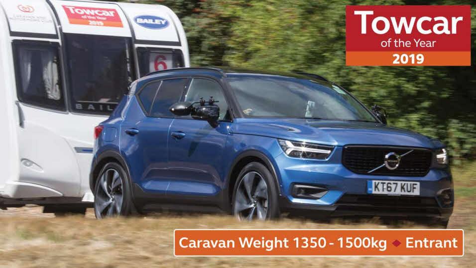 Volvo Tow Cars | The Caravan Club