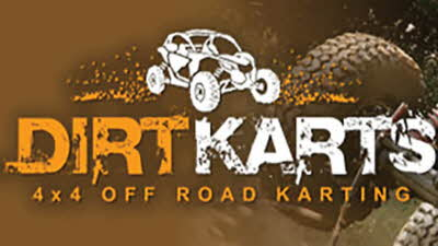 Offer image for: Dirt Karts . Portishead, Bristol - 10% off for Members of the Caravan and Motorhome Club.