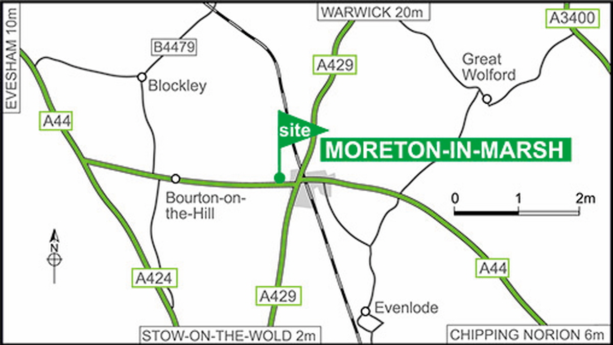 Moreton In Marsh Cotswolds Caravan Site The Club Majestic Wiring Diagram Directions
