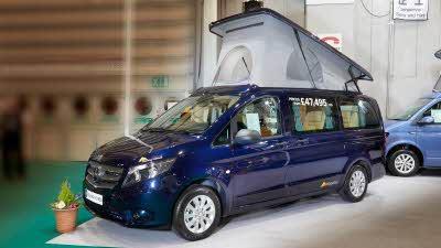 Rolling Homes Camper Ltd Mercedes-Benz Megellan