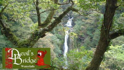 Offer image for: Devil's Bridge Falls - 20% off entry fee.