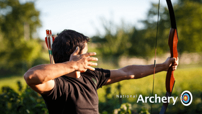 Offer image for: National Archery - Taunton, Somerset - 10% off for Members of the Caravan and Motorhome Club.
