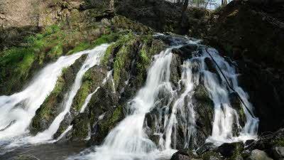 Aisne waterfall
