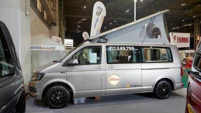 Rolling Homes Camper Ltd Volkswagen Livingstone