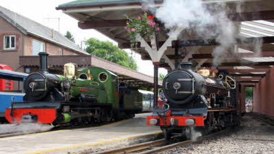 Offer image for: Ravenglass & Eskdale Railway - Save an extra £1 off Calling All Stations Passes - Pre-booking required code CAMC20