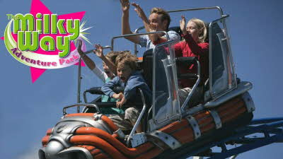 Offer image for: The Milky Way Adventure Park - 20% off standard entry price
