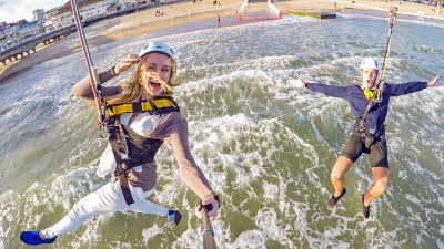 Offer image for: RockReef PierZip - 10% discount - Pre-booking required code CMCLUB20