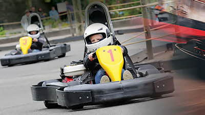 Offer image for: Karting Nation . Dunfermline, Fife - 10% off for Members of the Caravan and Motorhome Club.