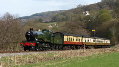 Offer image for: Llangollen Railway - 10% Discount