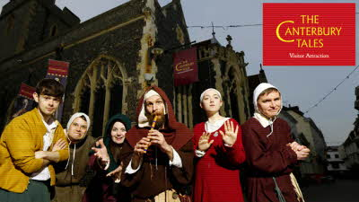 Offer image for: Canterbury Tales - £1.00 off full price entry