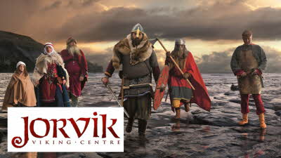 Offer image for: JORVIK Viking Centre - 20% off standard admission tickets.