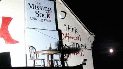 The Missing Sock, CB25 9AQ