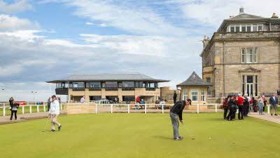 Offer image for: British Golf Museum - Two for the price of one