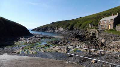 Dunree Certificated Location, PL33 9DY, Cornwall, Camelford, CL owner, 2020, beach, seaside, house