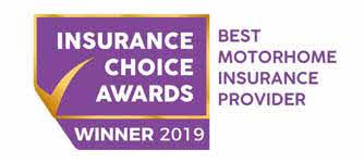 insurance choice awards winner, motorhome category