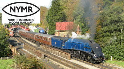 Offer image for: North Yorkshire Moors Railway - £2.50 off the full price of an adult ticket
