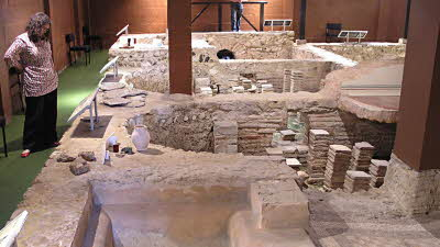 Offer image for: Newport Roman Villa - Two for the price of one.