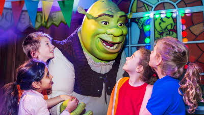Offer image for: Shreks Adventure - Up to 40% discount - Pre-booking required