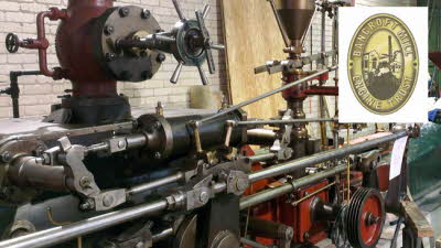 Offer image for: Bancroft Mill Engine Museum - Two for the price of one.