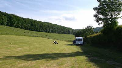 Enford Bottom Caravan Park, DT11 0QW, Blandford Forum, Dorset