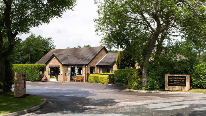 Cayton Village Club Site (REF : CAY)