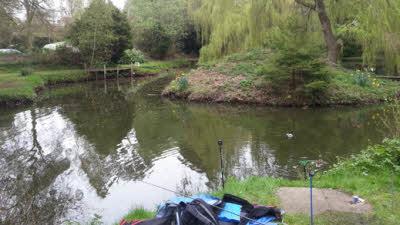 Nursery Fishing Lakes and Caravan Site, NR35 2PG