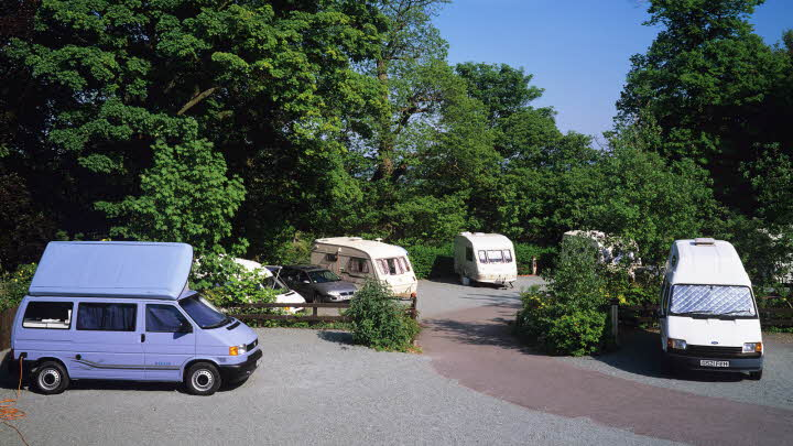Crystal Palace Club Site   The Caravan Club
