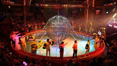 Offer image for: Blackpool Tower Circus - Pre-booking required online Up to 35% discount